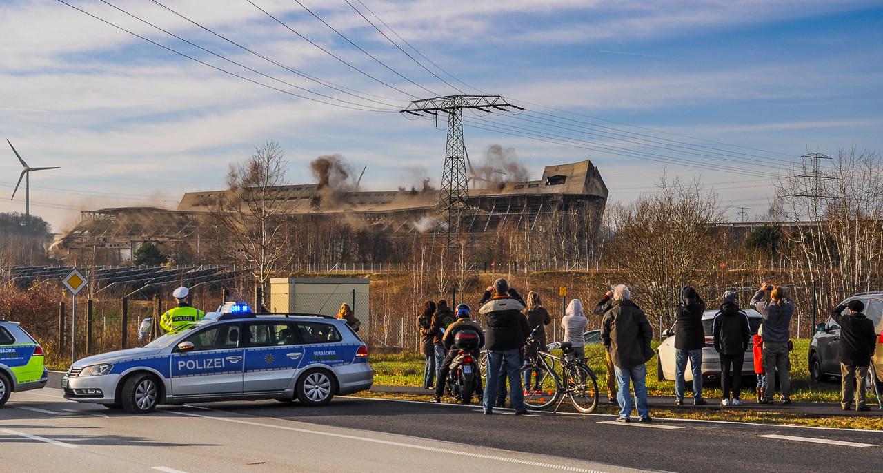 Elektrownia w Hagenwerder / Das Kraftwerk Hagenwerder